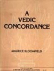 Vedic Concordance: Bloomfield, Maurice