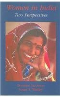 Women In India: Two Perspectives.: Jacobson, Doranne & Wadley, Susan S.