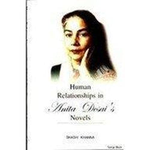 Human Relationship in Anita Desai's Novels