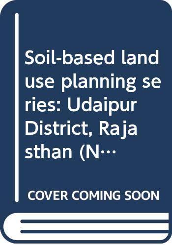 Soil Based Land Use Planning Series: Krishna N.D.R. Sehgal