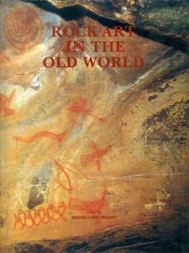 9788185503004: Rock Art in the Old World (AUSTRALIA 1988)