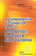 A Comprehensive Dictionary of Terms in Anthropology, Sociology, and Allied Disciplines: Also Incl...