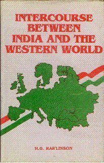 9788185565064: Intercourse Between India & the Western World: From the Earliest Times to the Fall of Rome
