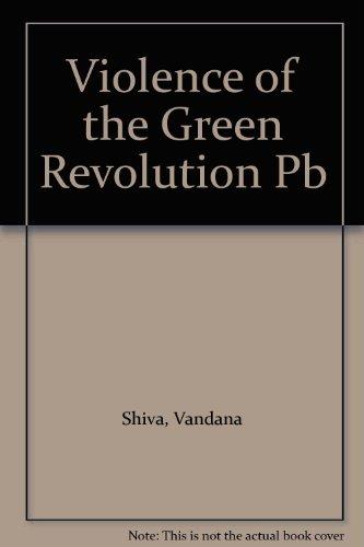 Violence of the Green Revolution Pb: Vandana Shiva