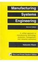 9788185617886: Manufacturing Systems Engineering 2/ed