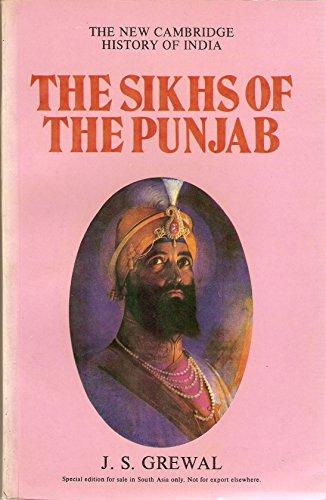 The New Cambridge History of India II.3: Grewal, J. S.