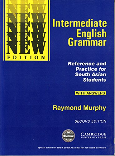 9788185618517: Intermediate English Grammar