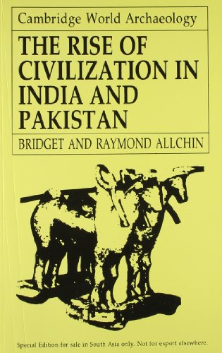 9788185618722: Ancient History: The Rise in Civilization in India and Pakistan