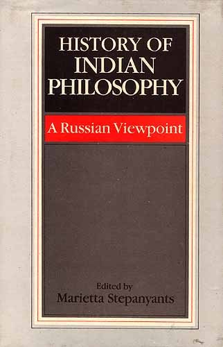 9788185636061: History of Indian Philosophy: A Russian Viewpoint
