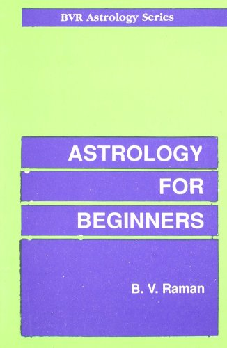 9788185674223: Astrology For Beginners