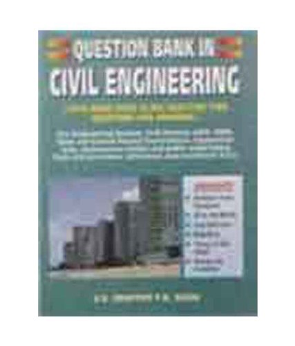 9788185749396: Question Bank In Civil Engineering