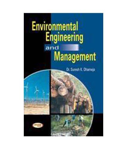 9788185749457: Environmental Engineering And Management