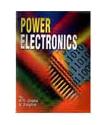 Power Electronics: B.R.Gupta and V.Singhal