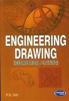 9788185749624: Engineering Drawing (Geometrical Drawing