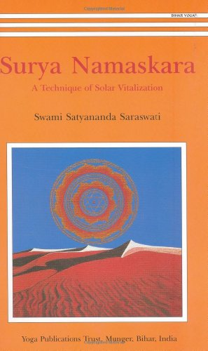 9788185787350: Surya Namaskara: A Technique of Solar Vitalization