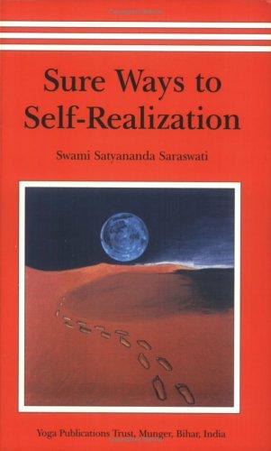 9788185787411: Sure Ways to Self Realization: 1