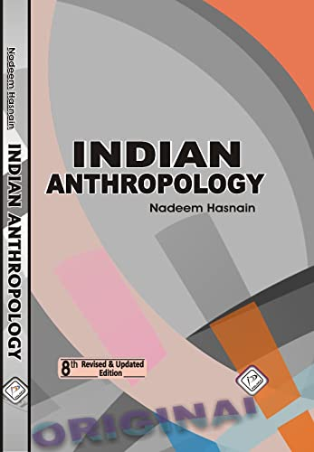 9788185799629: Indian Anthropology