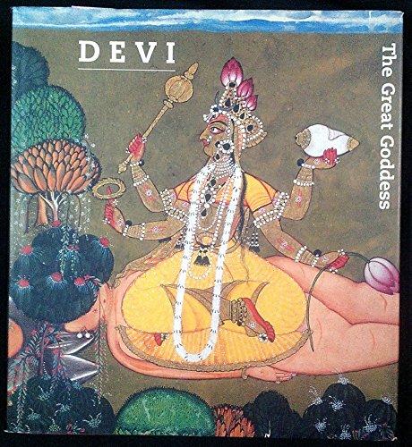 9788185822631: Devi: The Great Goddess : Female Divinity in South Asian Art