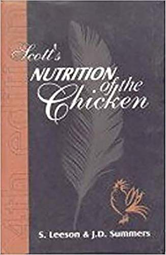 Nutrition of the Chicken: Steven Leeson and