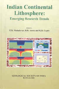 9788185867588: Indian Continental Lithosphere: Emerging Research Trends (Memoirs of the Geological Society of India, 53)