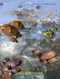 Poisonous and Venomous Fishes of Andaman Islands,: Kamla Devi and