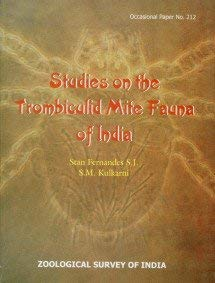Studies on the Trombiculid Mite Fauna of: Stan Fernandes S.J.