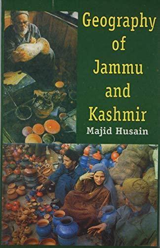 Geography of Jammu and Kashmir.: Husain, Majid