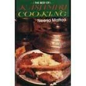 The Best Of Kashmiri Cooking.: Mattoo, Neerja.