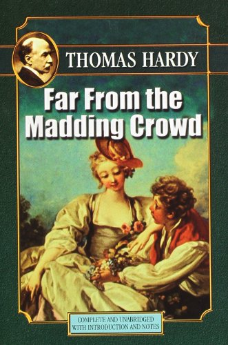 9788185944678: Far from the Madding Crowd (UBSPD's World Classics)