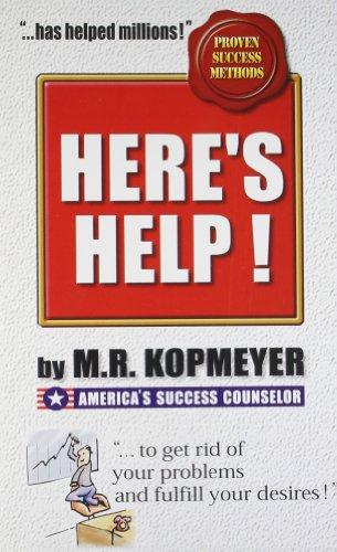 9788185944845: Here's Help