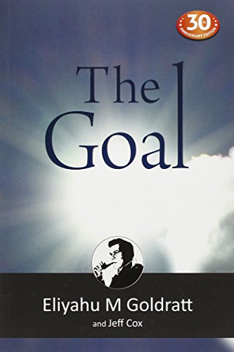 The Goal: Goldratt, Eliyahu M.