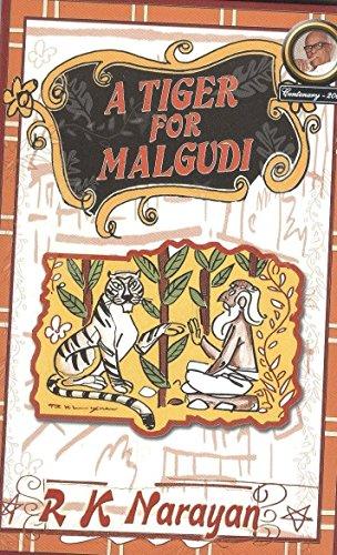9788185986111: A Tiger for Malgudi