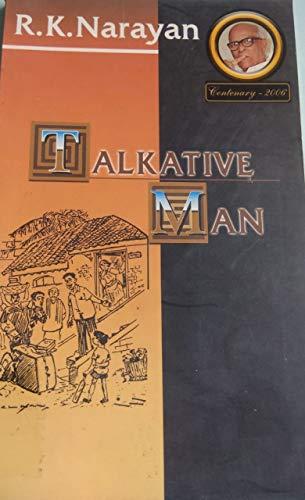 9788185986128: Talkative Man