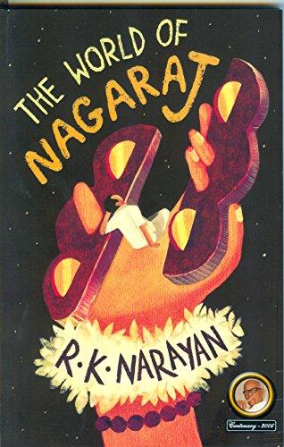 9788185986135: The World of Nagaraj