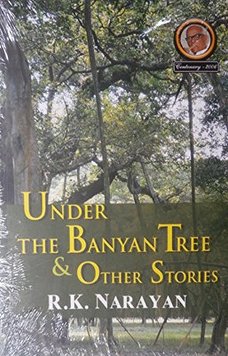 9788185986142: Under the Banyan Tree & Other Stories [Paperback] [Jan 01, 1994] R K Narayan