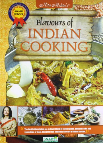 9788186004807: Flavours of Indian Cooking
