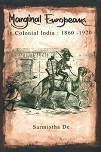 9788186017586: Marginal Europeans in Colonial India