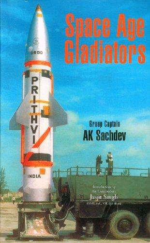 Space Age Gladiators: A.K. Sachdev