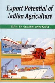 Export Potential of Indian Agriculture