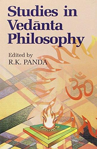 Studies in Vedanta Philosophy: R.K. Panda