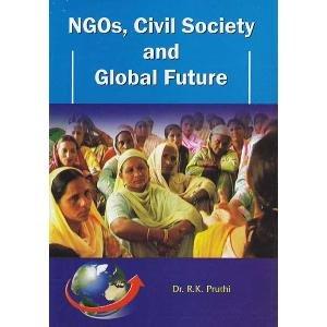 9788186208588: NGos, Civil Society and Global Future