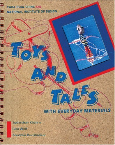 9788186211427: Toys and Tales with Everyday Materials