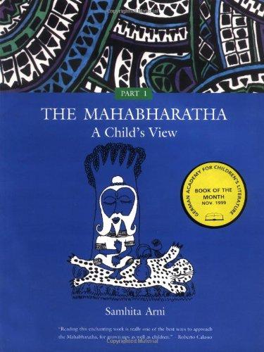 9788186211700: The Mahabharatha: A Child's View: Volume 1