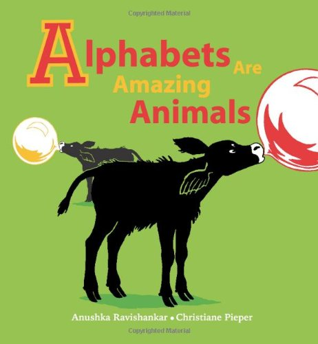 9788186211724: Alphabets are Amazing Animals