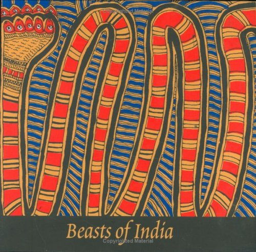 9788186211786: Beasts of India