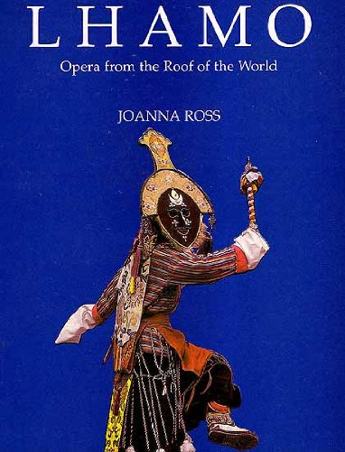 9788186230022: Lhamo: Opera from the Roof of the World