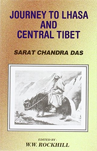 9788186230176: Journey to Lhasa and Central Tibet