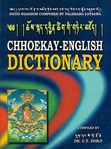 Chhoekay-English Dictionary