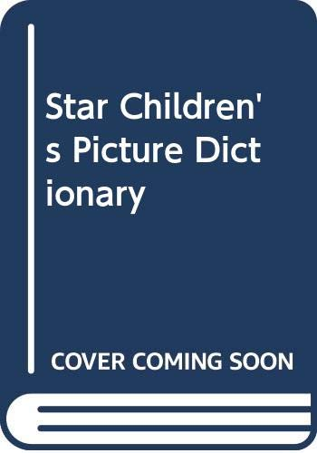 9788186264843: Star Children's Picture Dictionary (English and Bengali Edition)