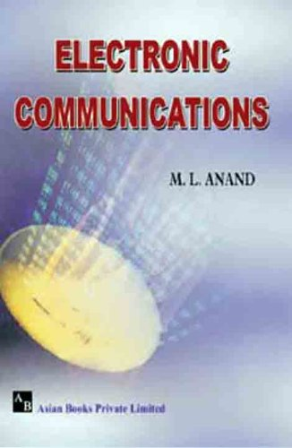 Electronic Communications: Anand